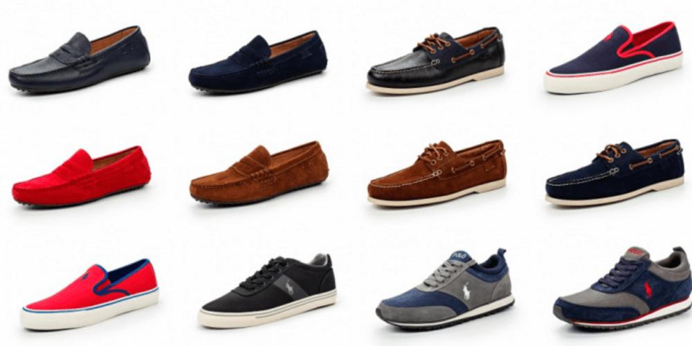 Ralph Lauren - обувь для эстетов